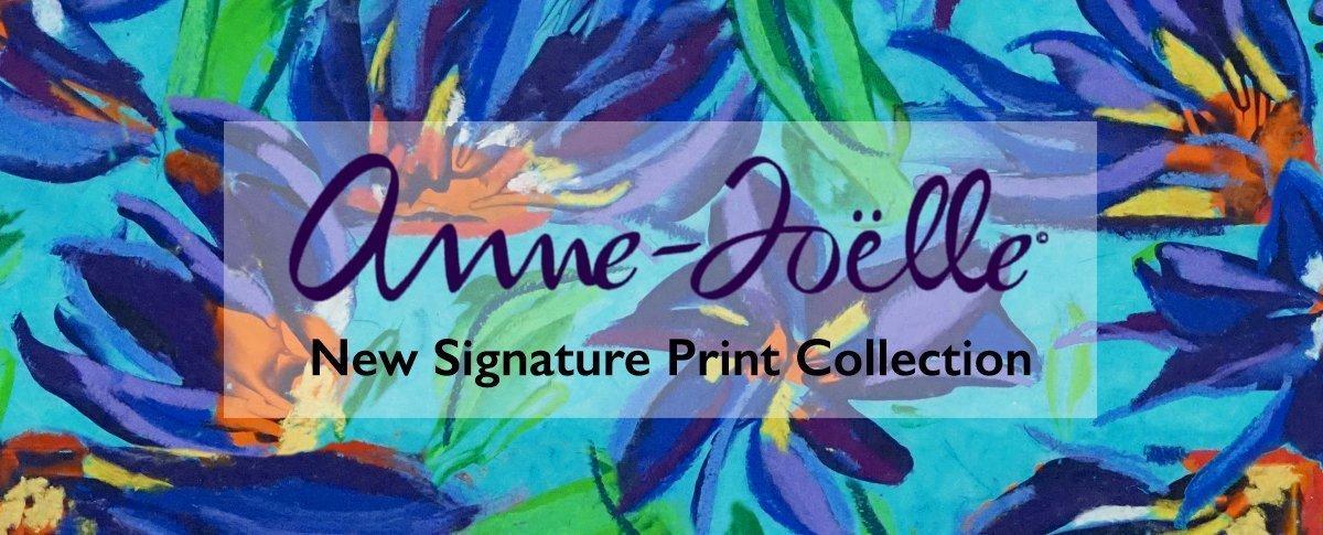 Anne Joelle Galley - Printed Fabrics