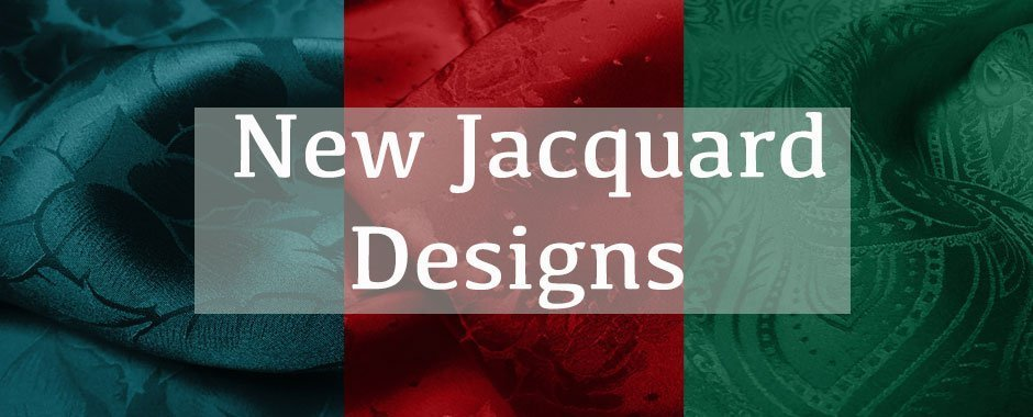 New Jacquard Designs