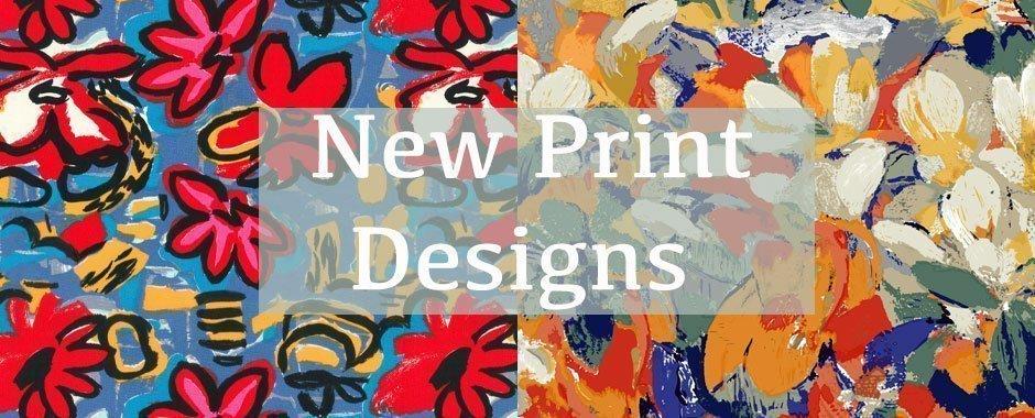 New Print Designs
