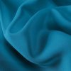 Silk Crepe de Chine Heavy - Kingfisher Blue (Dyed to Order)